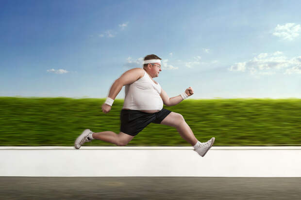 Норма калорий и коэффициент активности