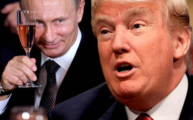 Президент Трамп нанял для охраны 370 элитных военных из России
