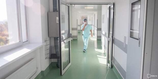 Собянин поручил вести работы по модернизации Боткинской больницы в соответствии с графиком. Фото: mos.ru