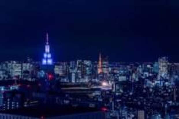 Смотровые площадки Токио