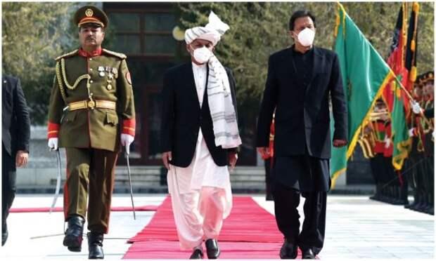 ВМИД Пакистана обиделись навысказывания президента Афганистана