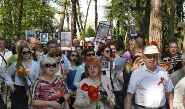 Посол России вЛитве поздравил всех причастных инеравнодушных сДнём Победы