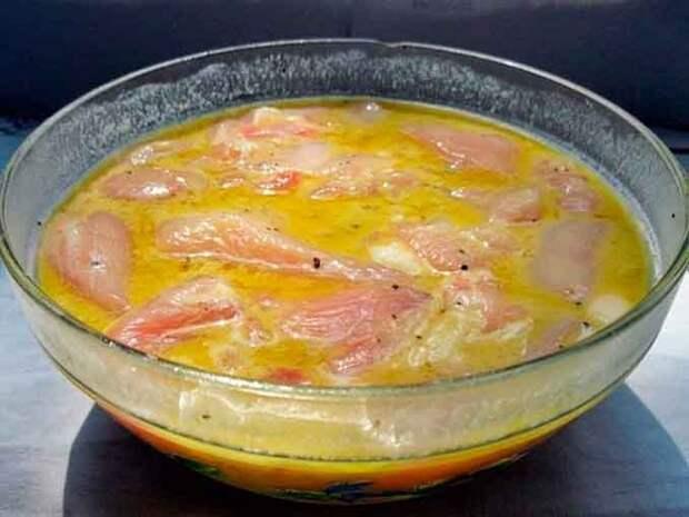 Экспресс-маринад: готовим любое мясо за 5 минут! Оно будет вкусным и сочным!