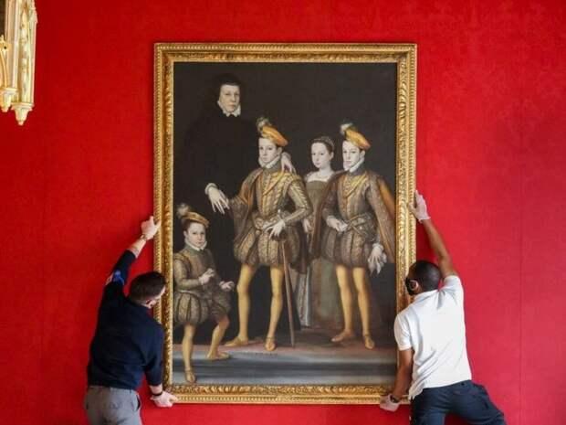 Прижизненный портрет Екатерины Медичи достался музею благодаря налогу на наследство