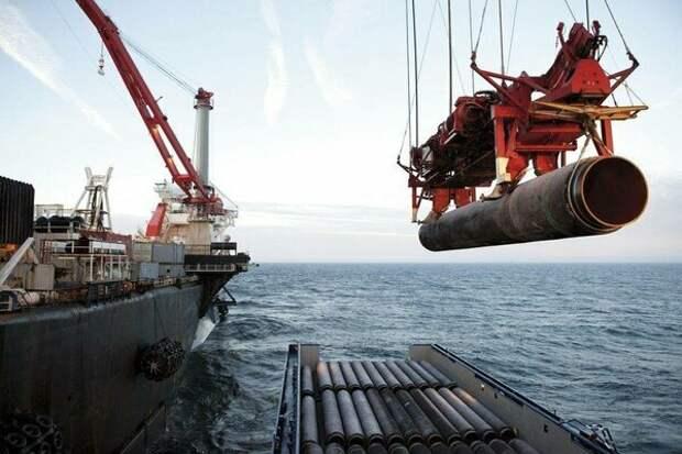 Строительство «Северного потока – 2» может затянуться из-за попыток Дании помешать проекту