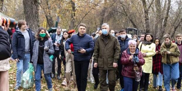 Алексей Логвиненко: «Роща на левом берегу на Шоссейной – идеальное место для создания экопарка»