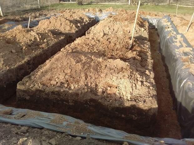 Заливать бетон в грунт вместо опалубки: так ли это плохо и в каких случаях это может быть допустимо