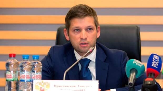 Дмитрий Пристансков.Фото: © РИА Новости