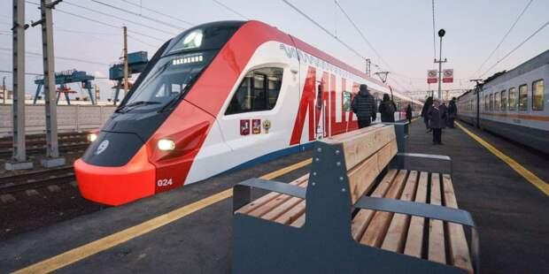 Собянин утвердил проект развития территорий двух станций МЦД-1 на севере столицы. Фото: Е. Самарин mos.ru
