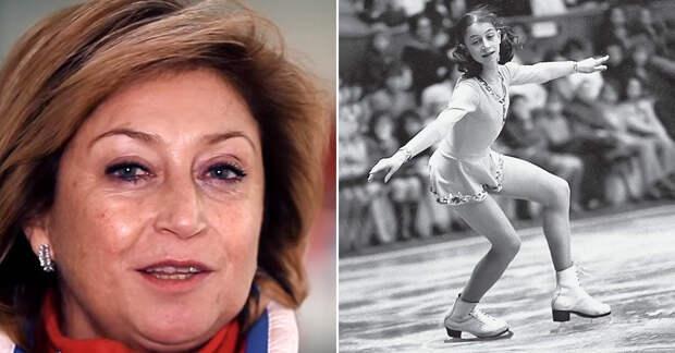 Елена Водорезова — олицетворение успеха и признания советского женского одиночного катания