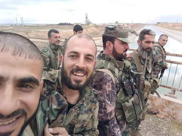 Вооруженные силы Сирии: быль и небыль