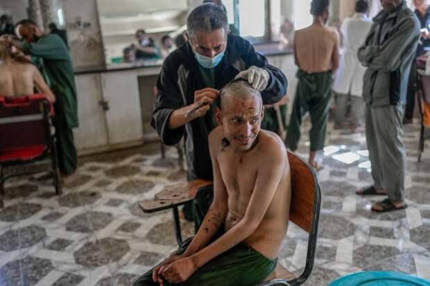 Талибан начал принудительно лечить наркоманов