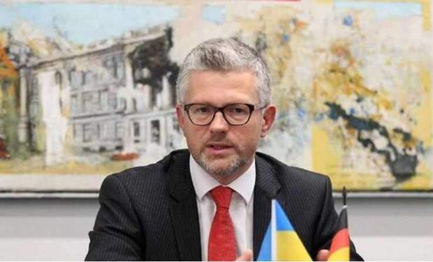 Голос Мордора: Посол Украины в ФРГ Мельник как лицо современной украинской дипломатии