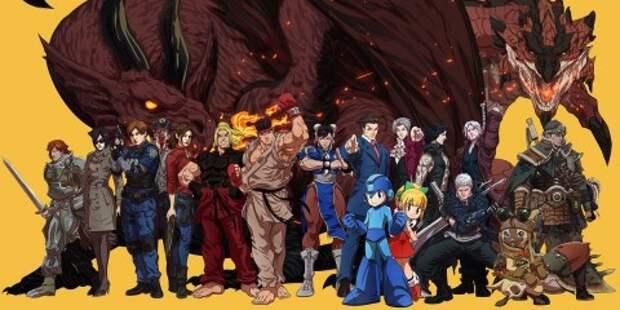 Распродажа Capcom в Steam