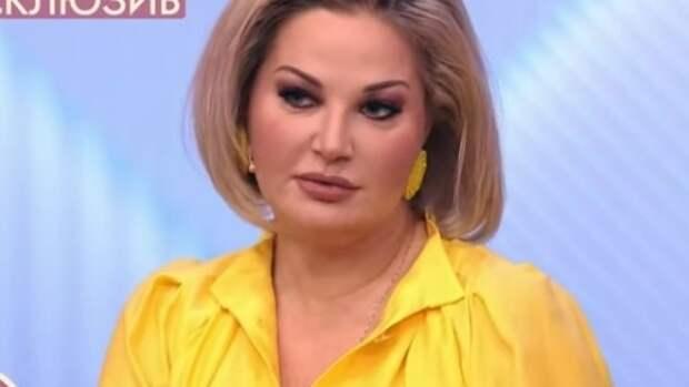 Мария Максакова сравнила с адом жизнь с избивавшим ее бывшим мужем