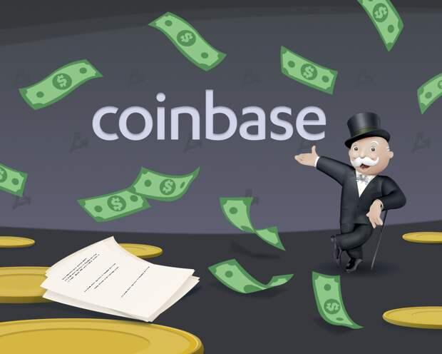 Coinbase привлечет $1,25 млрд на фоне снижения курса акций
