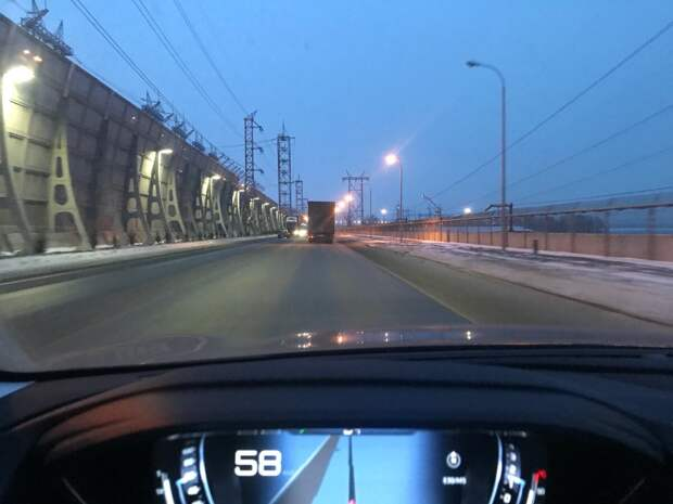 Трасса М5 Урал. Что изменилось за полгода?
