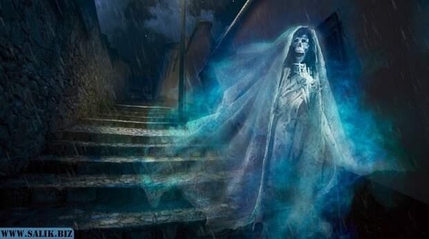 Страшные, но не выдуманные мистические истории