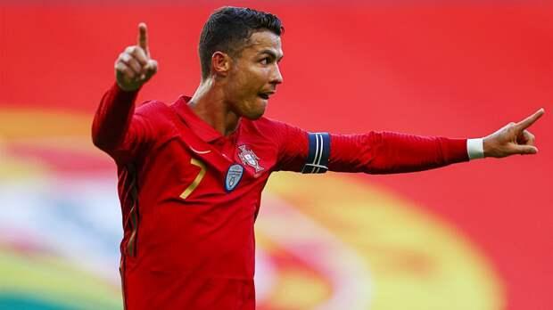 Роналду стал рекордсменом чемпионатов Европы по числу проведённых матчей