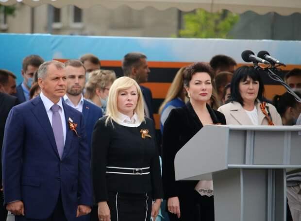 Арина Новосельская приняла участие в мероприятиях, посвященных празднованию Великой Победы