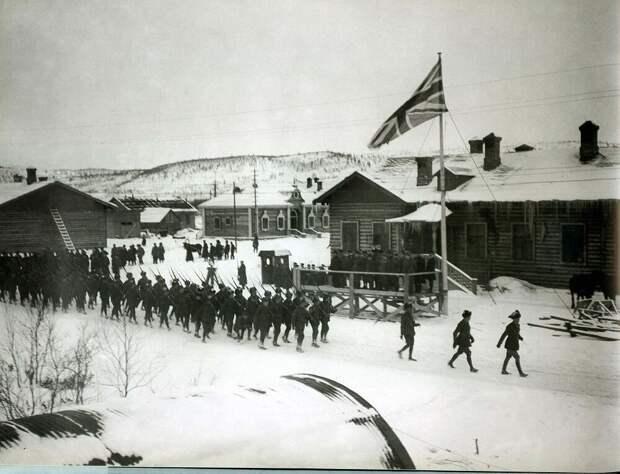 Кто развязал Гражданскую войну в России в 1918 г...