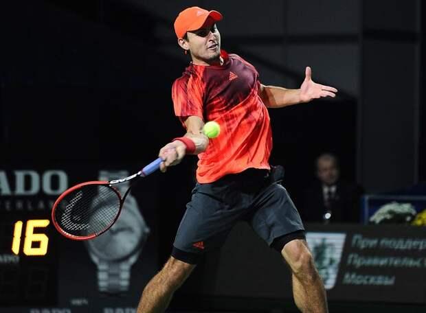 Уже втроём, уже у нас потери… Путь российских теннисистов на турнире в Монте-Карло после снятия Медведева