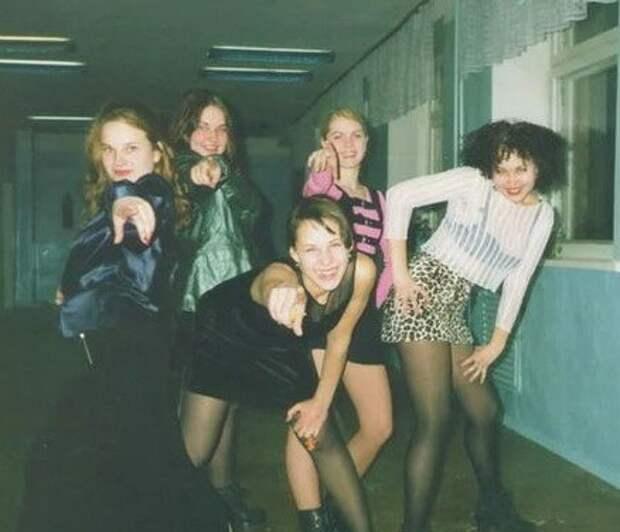 Красотки 90-х. Фото: открытый источник