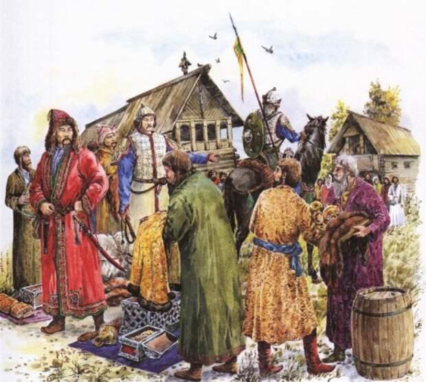 Устюжская земля и проблема севернорусского баскачества в ХIII–ХIV вв