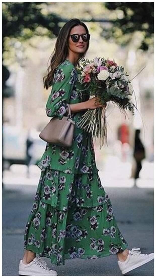 Дачный стиль — то, что сейчас выбирают самые модные девушки