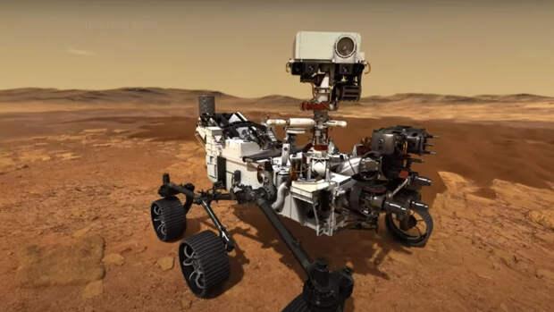 Китай стал третьей страной, которая успешно осуществила посадку зонда на Марс