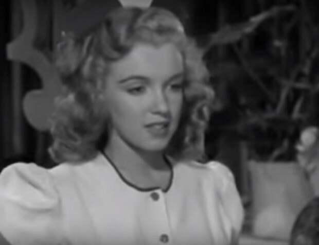 Первые пробы Мэрилин Монро в кино. Редкие кадры, которые ранее не светились в Сети!