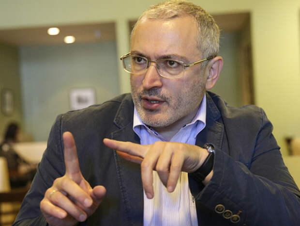 Ходорковский сообщил о сборе компромата на фигурантов «списка Навального»