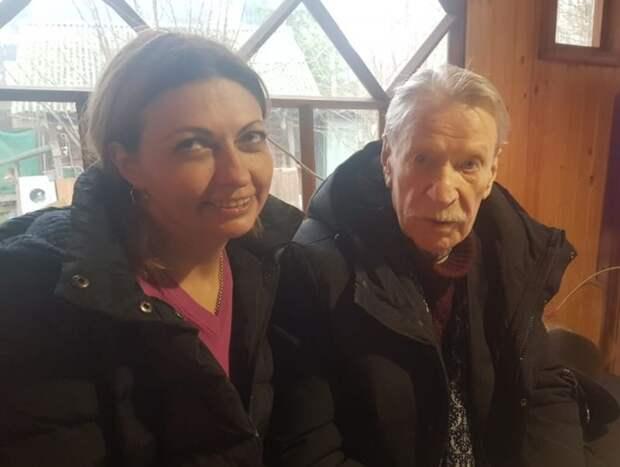 90-летний Иван Краско собирается жениться в пятый раз