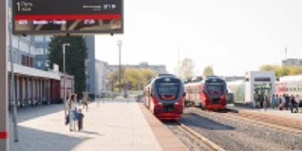 За две недели в регионе введено 24 дополнительных поезда на пригородных направлениях