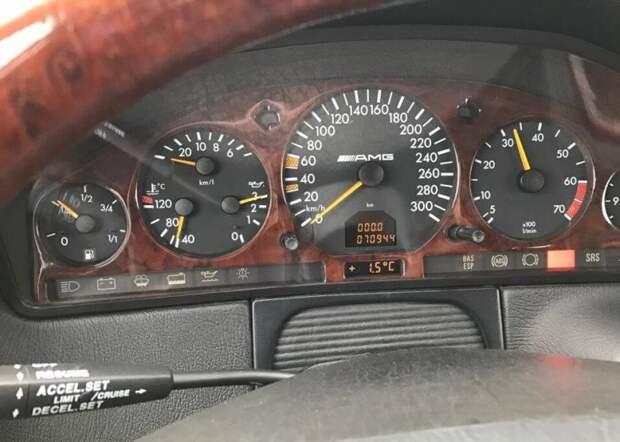 Очередной монстр Mercedes-Benz S600L 7.0 AMG