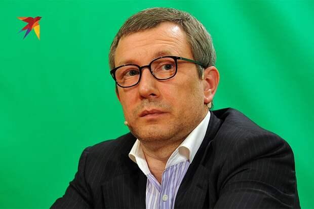 Директор Центра политической конъюнктуры Алексей Чеснаков. Фото: Анатолий ЖДАНОВ