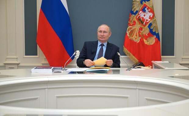 Путин поручил разработать методику рейтинга качества жизни врегионахРФ