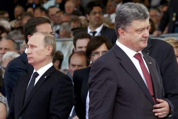 """Порошенко обратился к Путину на """"ты"""" и нахамил россиянам"""