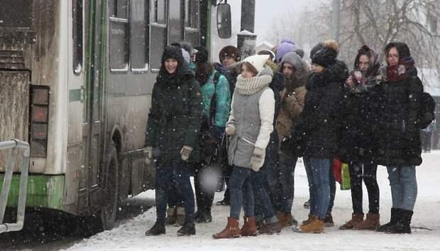 Около 850 новых автобусов вышли на маршруты Подмосковья в 2019 году