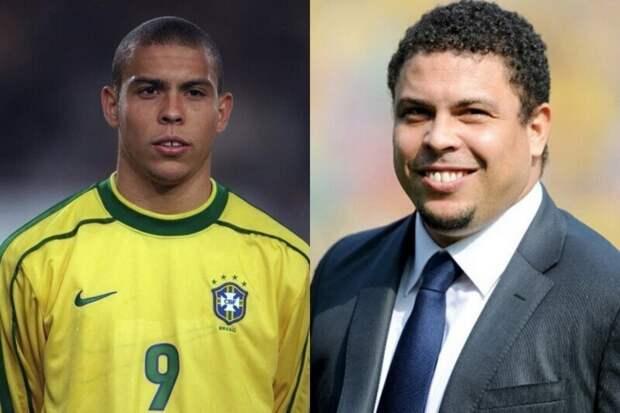 Роналдо (Ronaldo Luís Nazário de Lima)