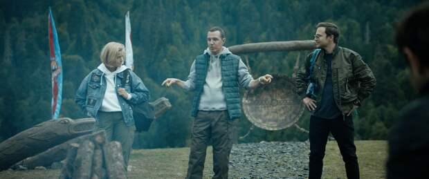 «Игру на выживание», «Северный ветер» и «Огонь» представят на Европейском кинорынке EFM 2021