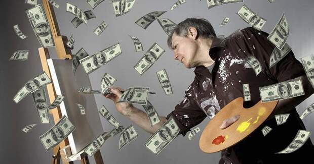 Датский художник присвоил чужие деньги, объявив это искусством