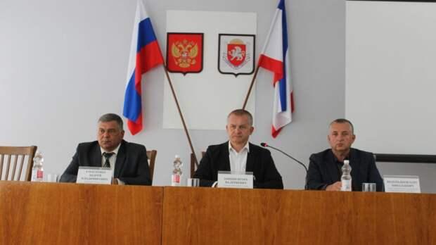 В Администрации Ленинского района проведено предуборочное совещание