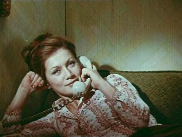 Анна Твеленева в фильме *Я буду ждать…*, 1979   Фото: kino-teatr.ru