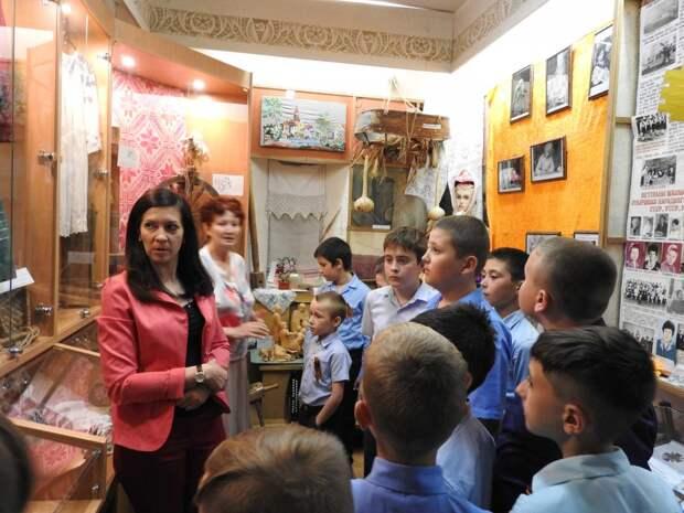 Дарья Готовчикова музей колхоза Россия Восход