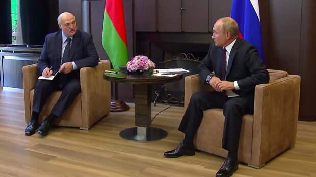"""""""Ъ"""": Лукашенко собирается в третий раз за год приехать в Россию"""