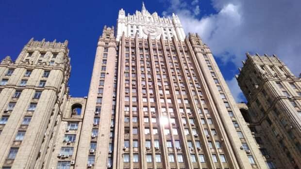Замглавы МИД РФ заявил о невозможности перезагрузки отношений с США