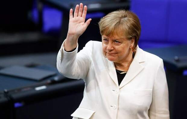 Меркель: Наша борьба— мырешили достроить «Северный поток— 2»