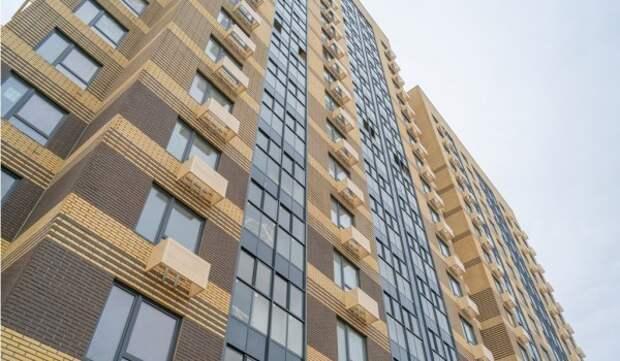 За первые четыре месяца 2021 года в столице ввели в эксплуатацию 3,6 млн квадратных метров недвижимости