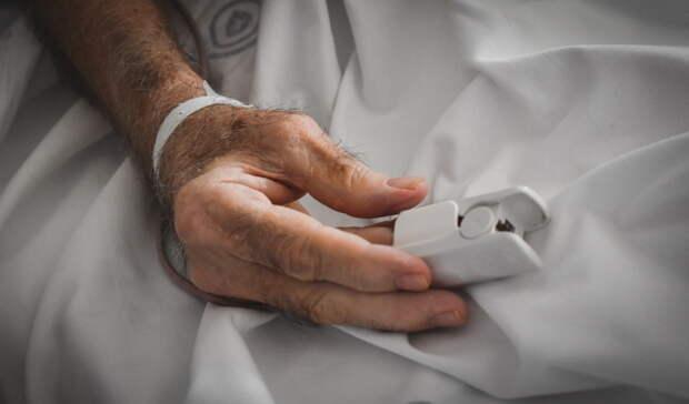 В тяжелом состоянии остаются 166 оренбуржцев с коронавирусом